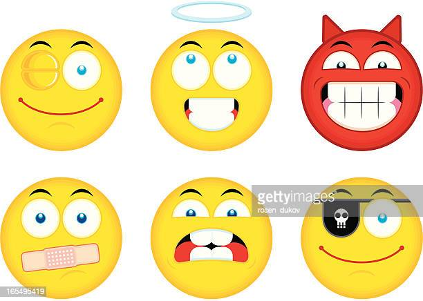 Smiley Emoticons (Set 3