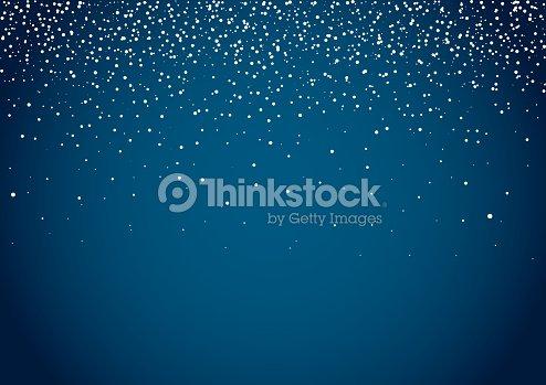 雪背景 : ベクトルアート