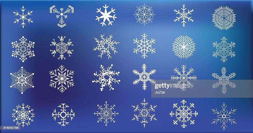 Snow-Symbol  : Vektorgrafik