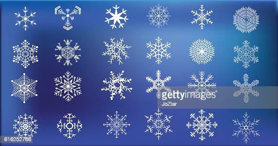 Snow icon : Vector Art