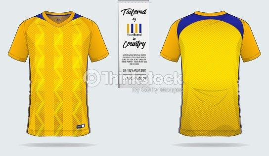 ea9feea4f Soccer Jersey Football Kit Tshirt Sport Short Sock Template Design ...