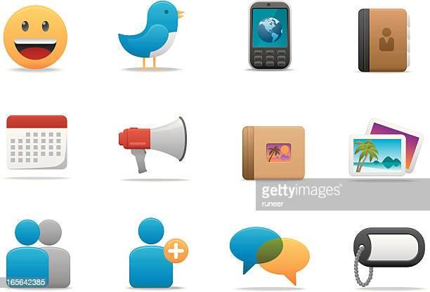 Social Network icons | Premium Matte series