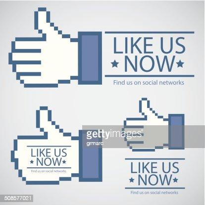 social networks : Vector Art