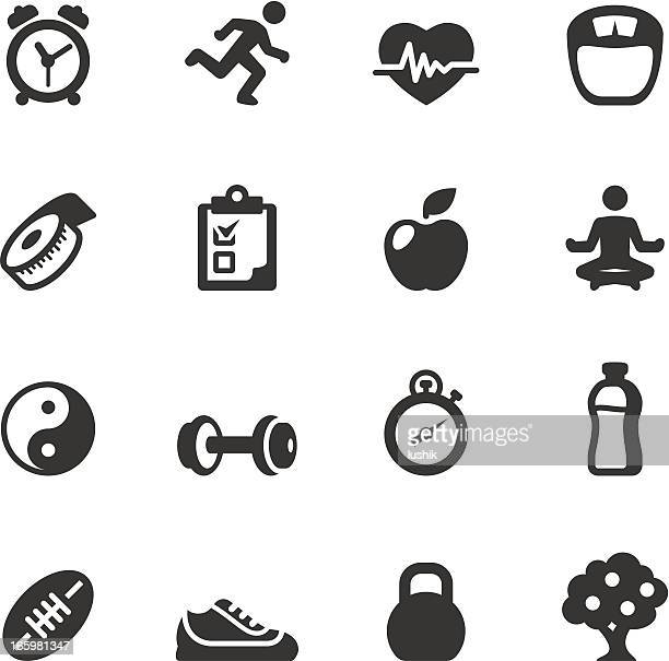Soulico - Healthy Lifestyle vector icons