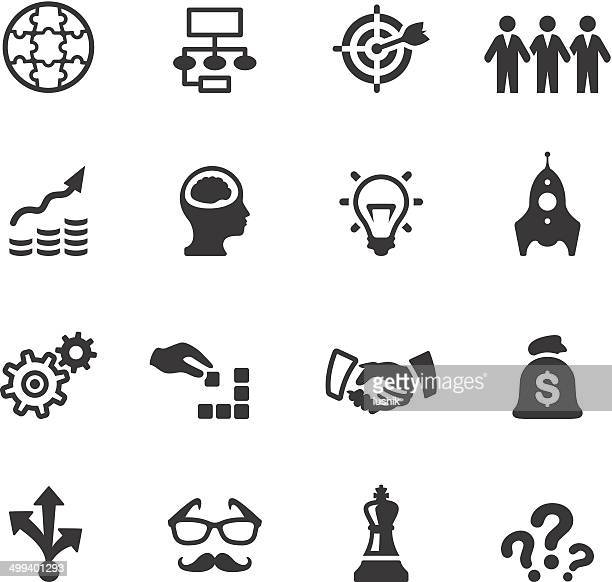 Soulico icons - Business solution