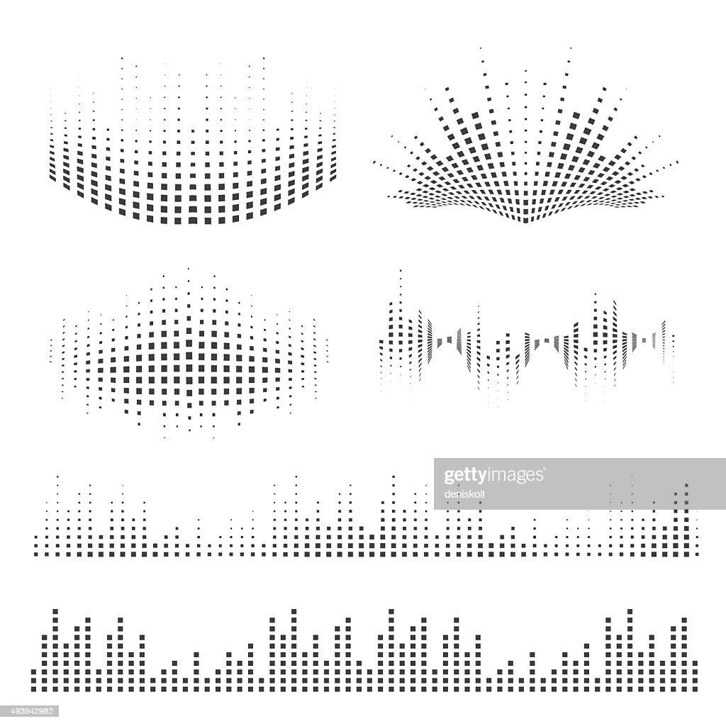 Sound waves design