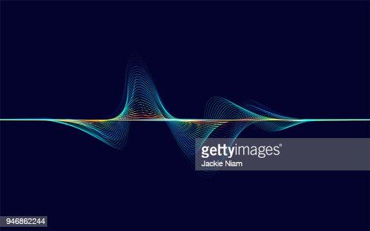 soundWave : Clipart vectoriel