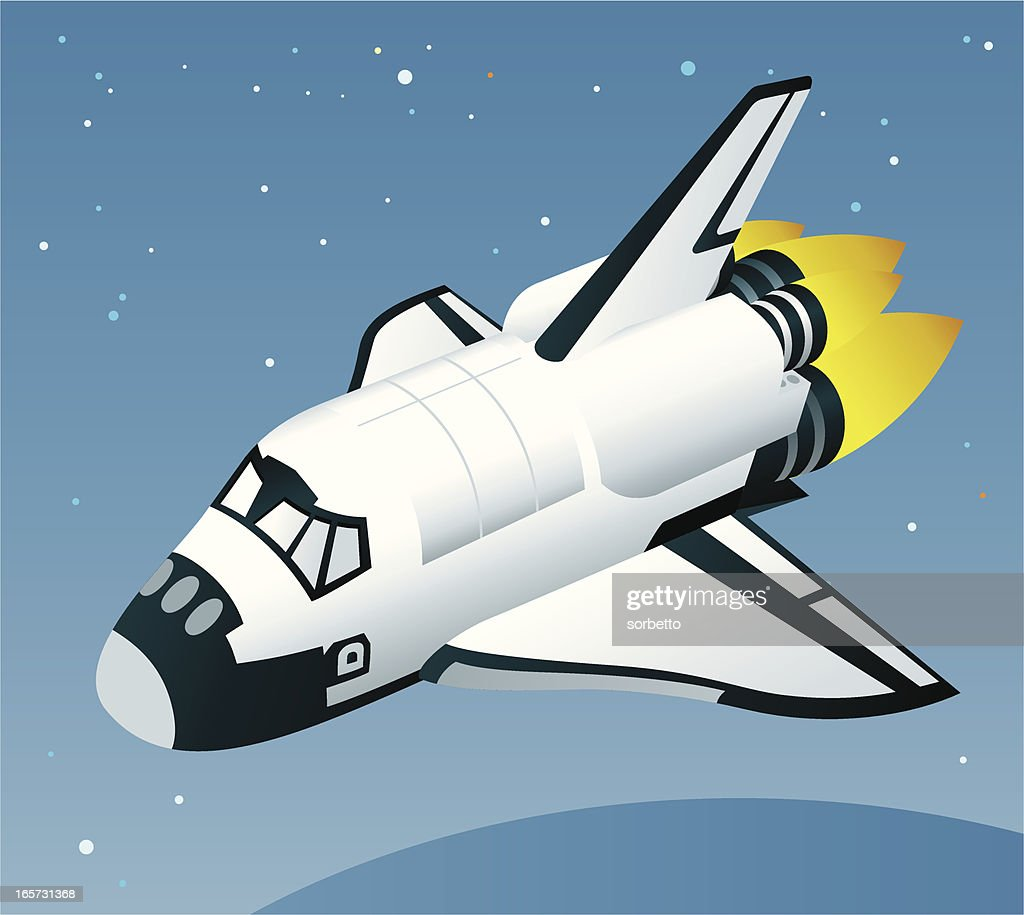 Space exploration vector art getty images for Space exploration