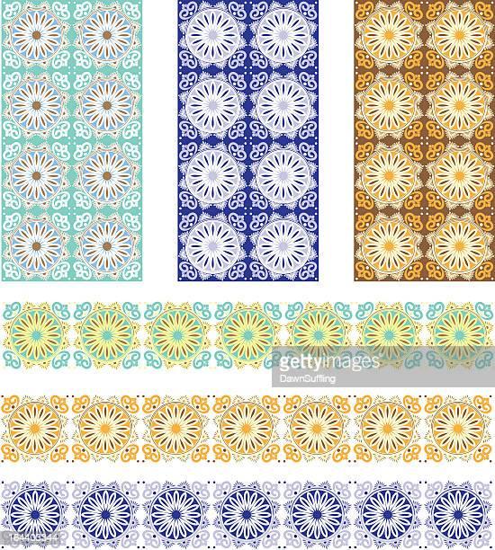 Spanish Tile designs