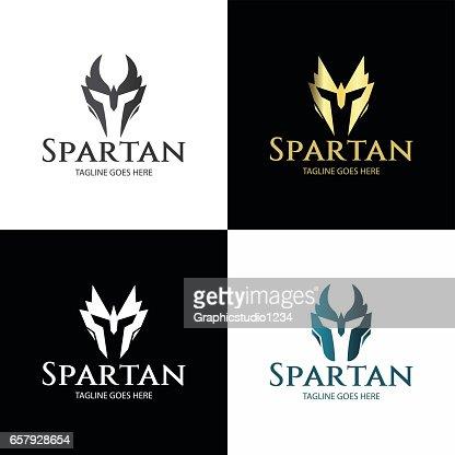 Spartan : stock vector