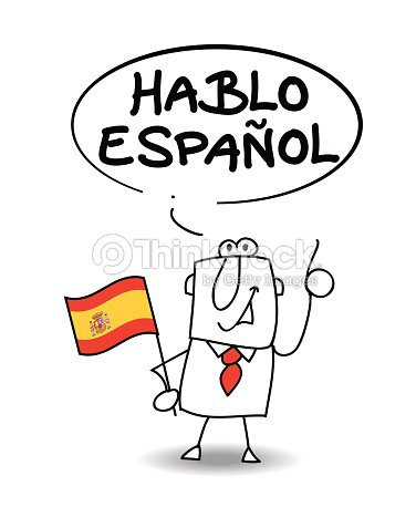 I Speak Spanish Vector Art | Thinkstock