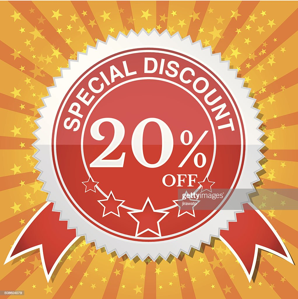 Special Discount 20% Off : Vector Art