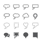 Flat icon set design ,Out line vector icon set for design.