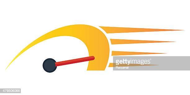 speedometer fast icon