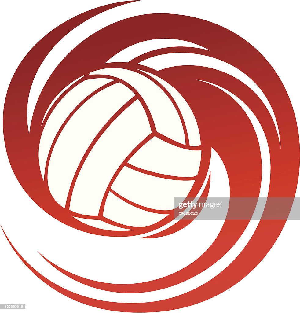 spinning volleyball vector art getty images update clip art free update clip art free