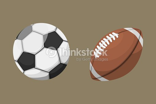 Sport balls isolated tournament win round basket soccer equipment and recreation leather group traditional different design vector illustration