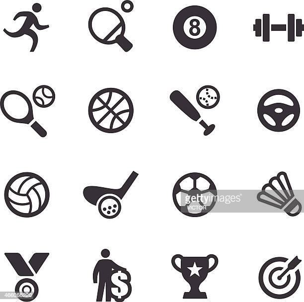 Sport Icons - Acme Series