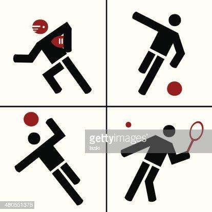 Desporto : Arte vetorial