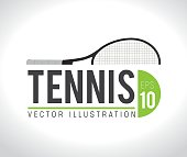 Sports design over white background, vector illustration.