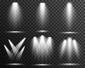 Stage, podium light effect