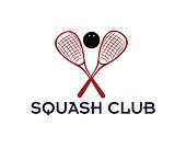 squash club illustration