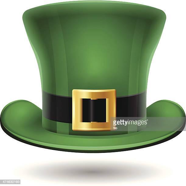 St. Patrick's Day sombrero verde