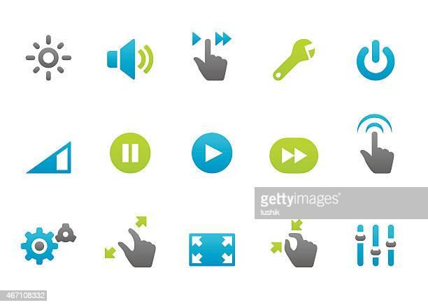 Stampico icons - Control Panel