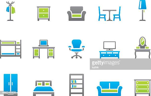 Stampico icons - Furniture