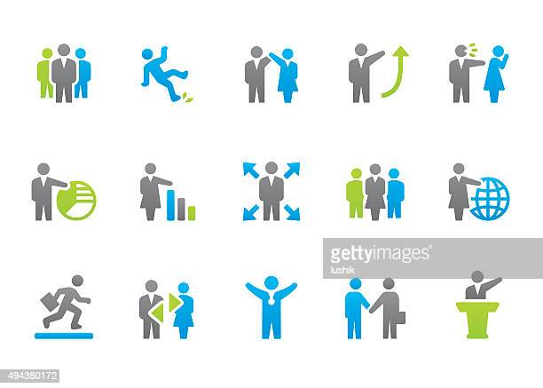 Stampico icons - Human Resources