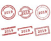 2019 stamps