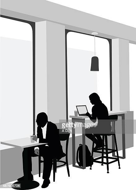 Standard Coffeeshop Seating