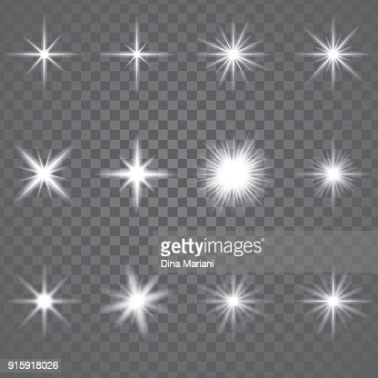 Star Burst Sparkling Light : stock vector