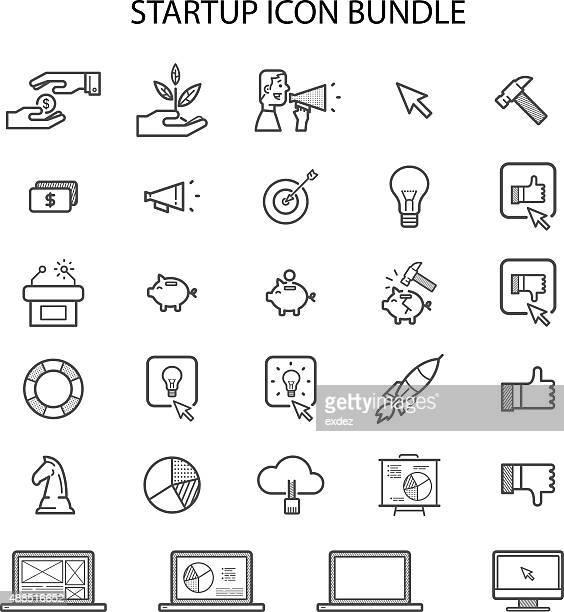 Startup icon bundle
