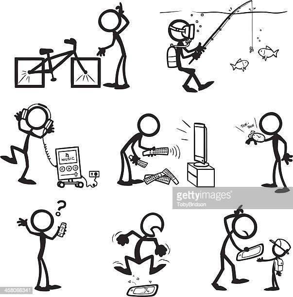Stick Figure People Bad Usability