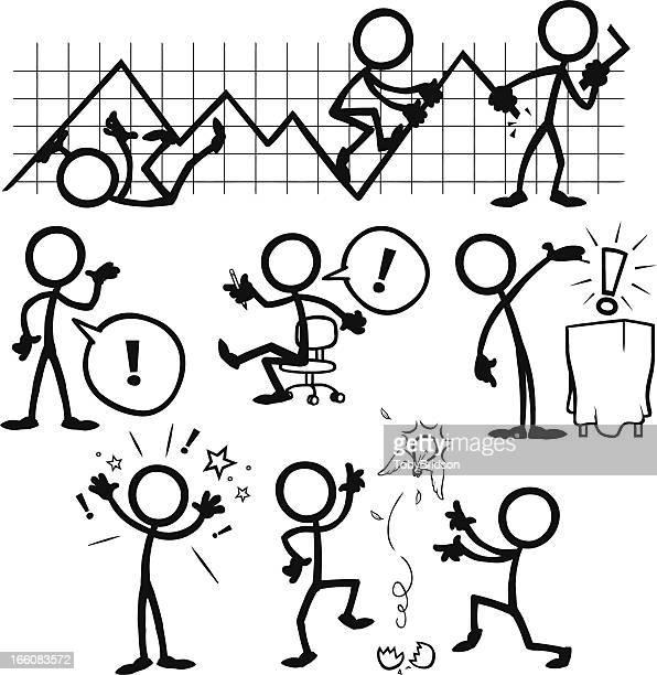 Stick Figure People Business Ideas