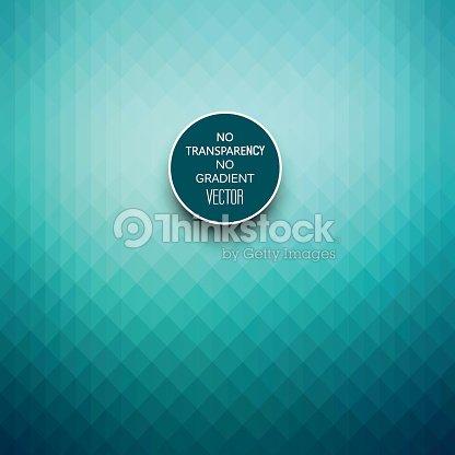 Elegante Sfondo Geometrico Blu Turchese Arte Vettoriale Thinkstock