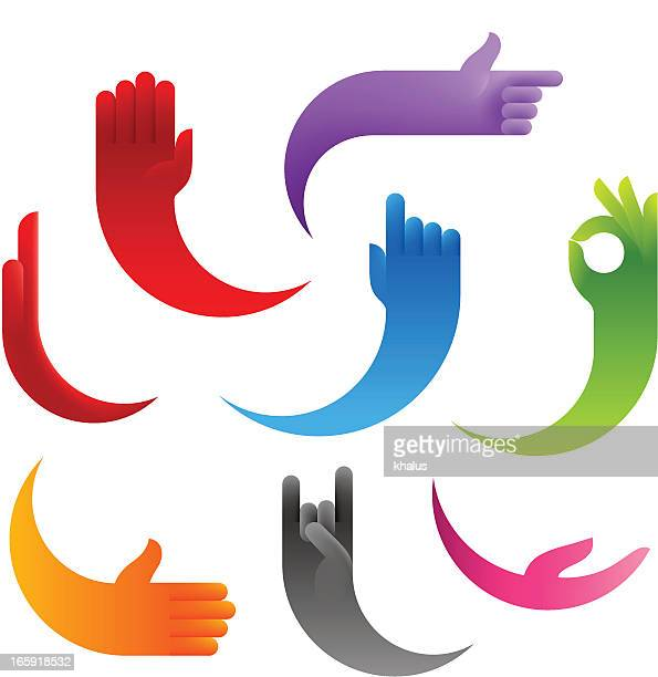 Stylized Human's Hands