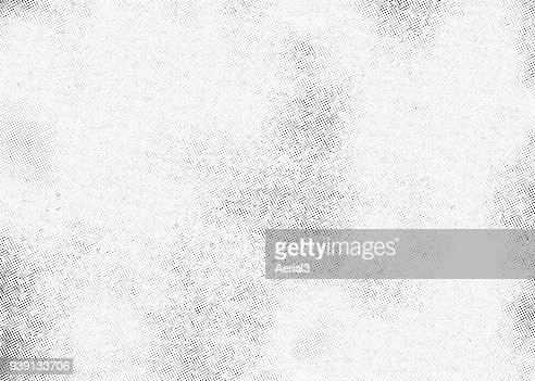 Vector de puntos de semitono sutil textura superposición : Arte vectorial