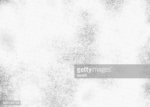 Subtle halftone dots vector texture overlay : Vector Art