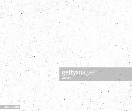 Subtle halftone vector texture overlay. Monochrome abstract splattered background. : stock vector
