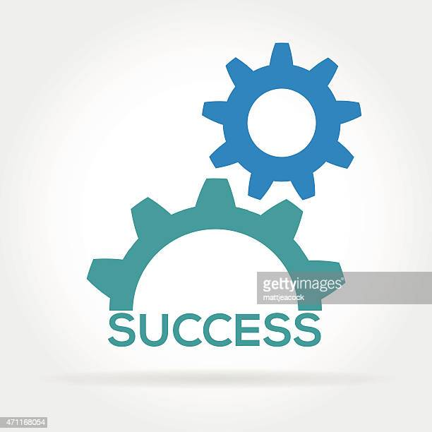 success cogs and gears