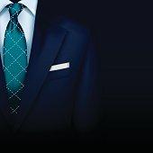 illustration Business background