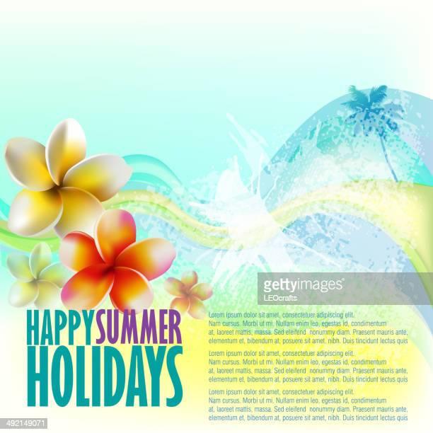Sommer Hintergrund