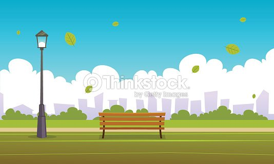 city park vector - photo #7