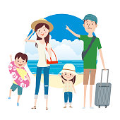 Enjoy family vacation and vacation in summer