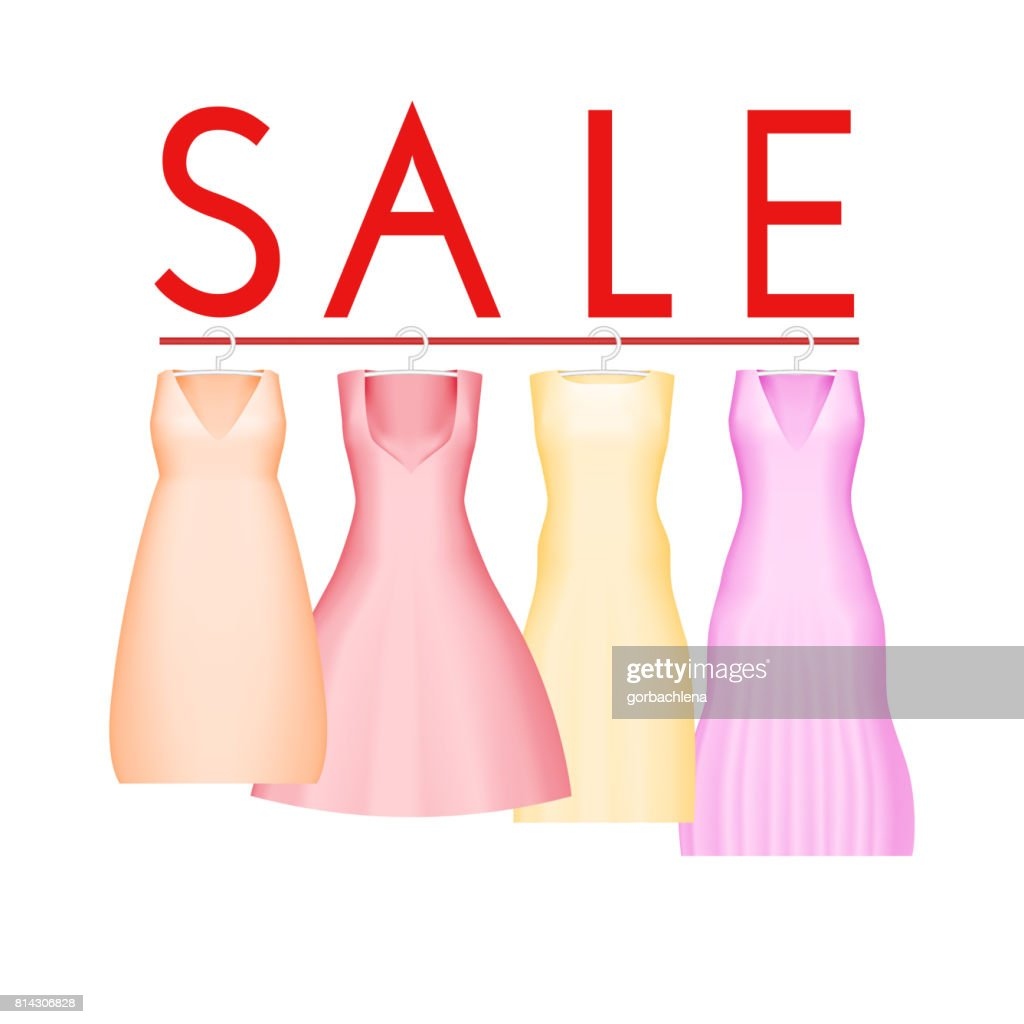 Prom Dress Sale Flyer