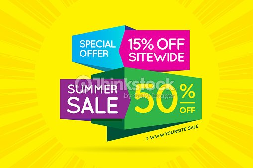 summer sale sign banner poster ready for web and print vector super