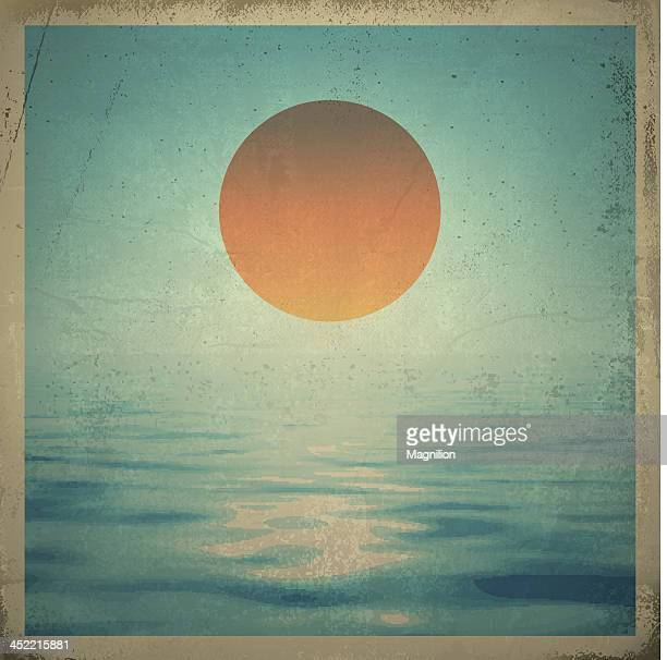 Sun Over Water