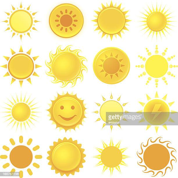 Soleil de symboles