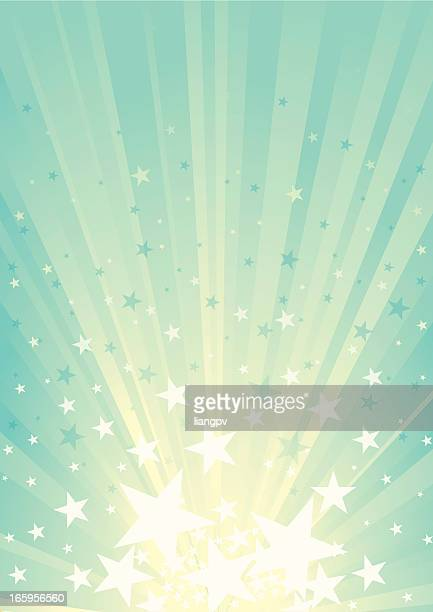 Sunbeam & Star burst